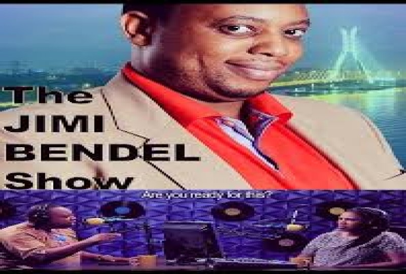 THE JIMI BENDEL SHOW from CEROMS MEDIA coming soon on SOMIDAX MARKETPLACE